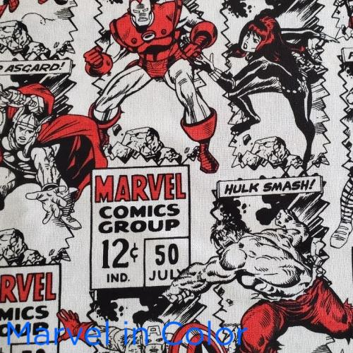 Marvel in Color