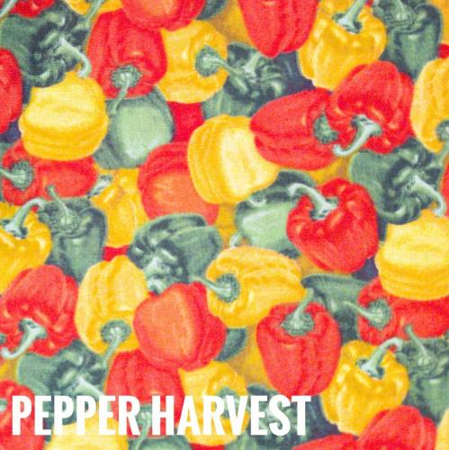 Pepper harvest
