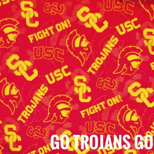 go Trojans go