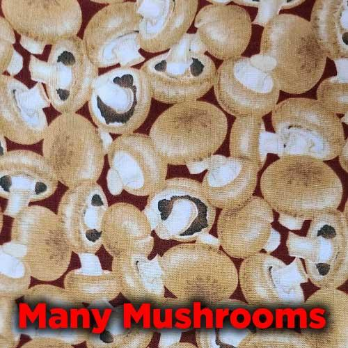many-mushrooms